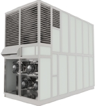 Airedale Air Conditioning. adiabatic cooling, AHU, air-handling unit