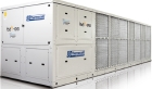 Thermocold dpac, water chiller heat pump, space heating, chilled water, air conditioning