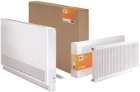 QRL Radiators, space heating, LST