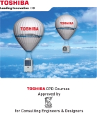 Toshiba, air conditioning, CPD, VRF