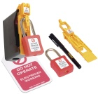 Martindale, electrical safety, safety locks, locking off devices