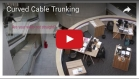 Rehau, cable management, cable trunking