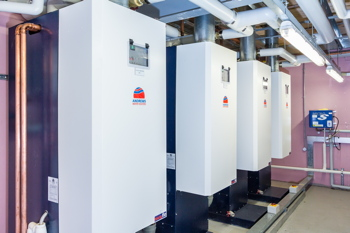 Andrews Water Heaters, domestic Hot water, DHW