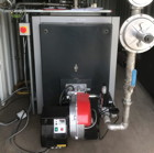 anaerobic heating, Ecoflam burners