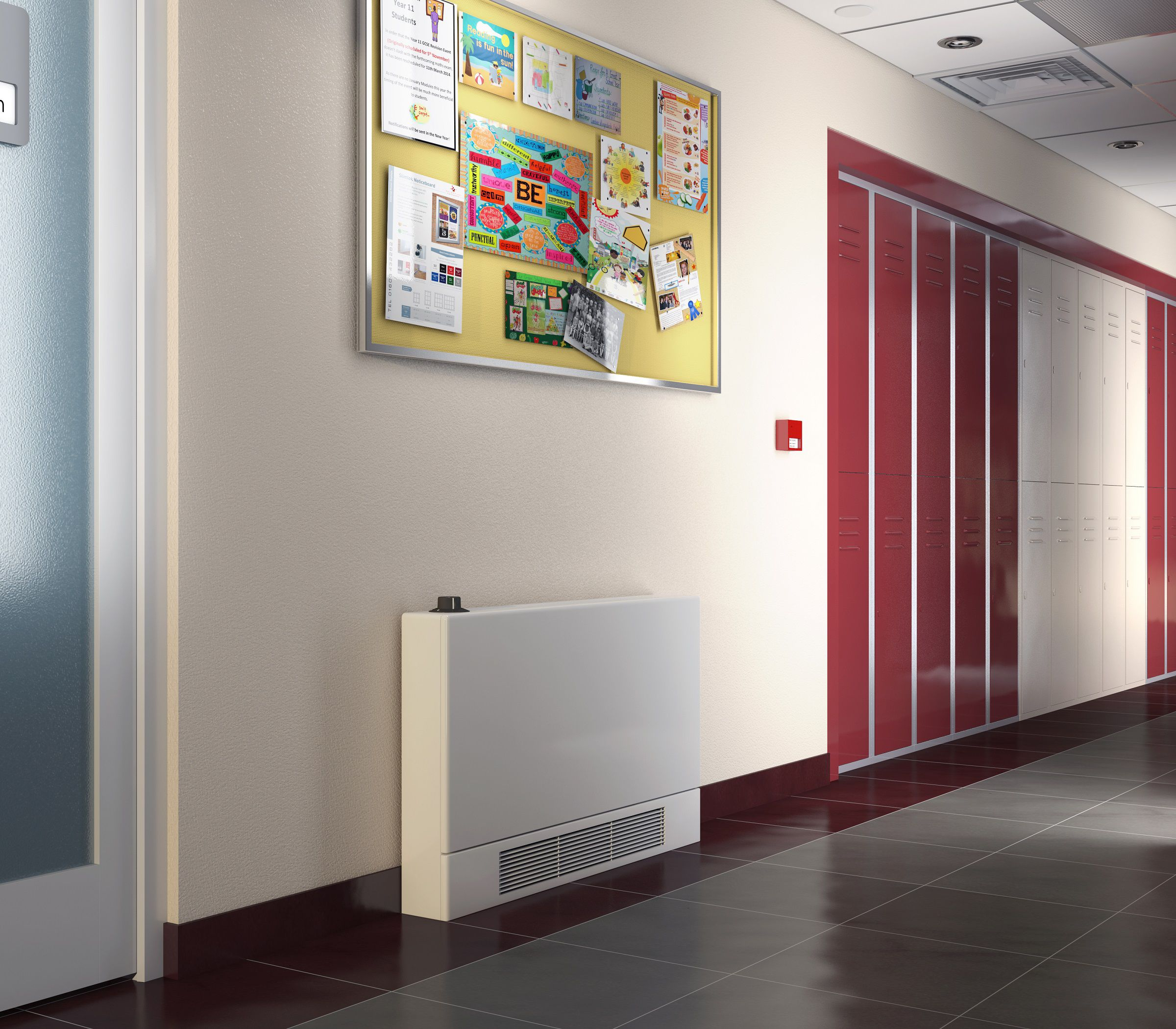 Chris Harvey, low surface temperature, LST, radiators, Stelrad Radiator Group