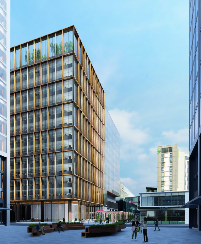SES, M7, Stratford, office, win, London