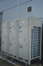 Space Airconditioning, R22 replacement